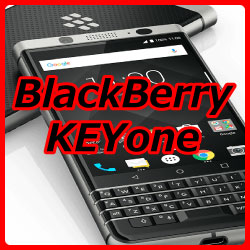 Black Berry KEYone