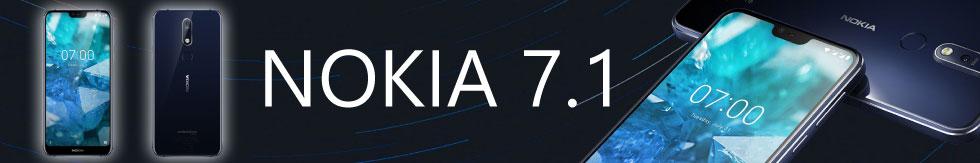 Nokia 7.1 SIMフリー