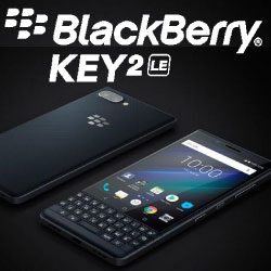 BlackBerry KEY2 LE スレート SIMフリー